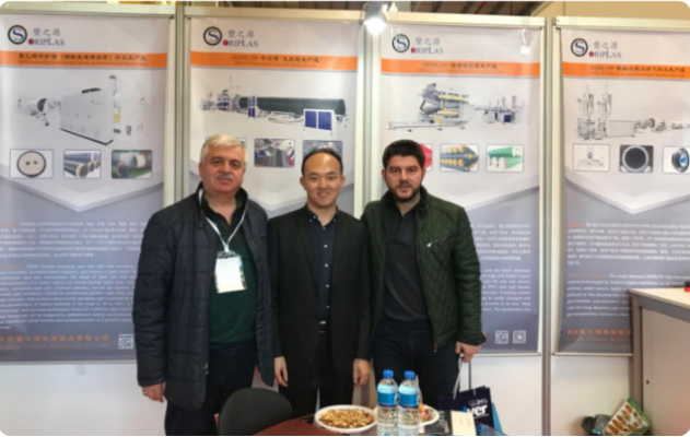 Oriplas Attended Plast Eurasia Istanbul 2017 from 6th to 9th December